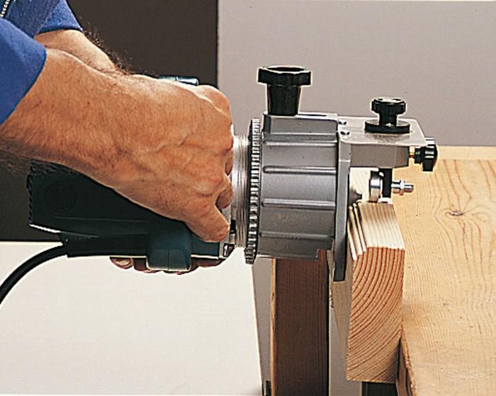 Electroportatif Virutex Machine outillage outillage a bois Affleureuse