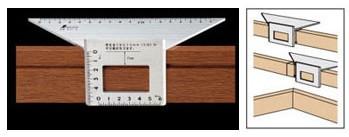 Outillage charpente outil charpentier machines a bois equerre japonais - Assemblage bois japonais ...