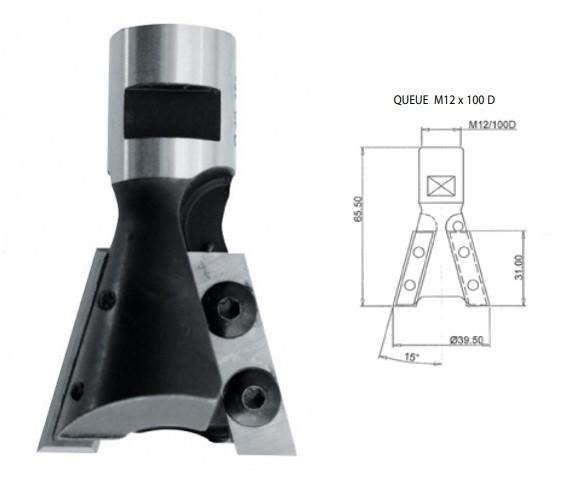 outillage defonceuse gamme expert leman machines a bois m 232 che queue d
