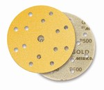 Disques GOLD SOFT 150mm 15 trous Mirka